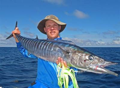 True Blue Fishing Charters - Accommodation Newcastle