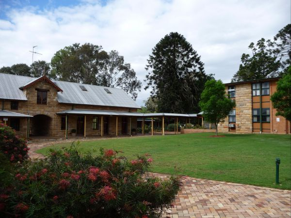 Edmund Rice Retreat and Conference Centre - Accommodation Newcastle