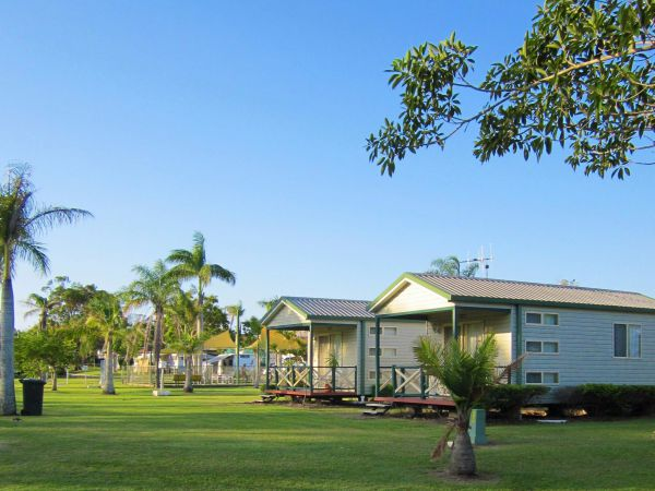 Maryborough Caravan and Tourist Park - Accommodation Newcastle