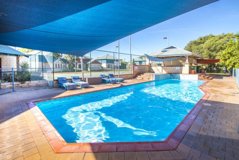 Amalfi Resort - Accommodation Newcastle