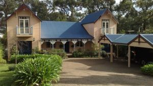 Hideaways at Red Hill - Accommodation Newcastle