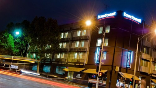 Quality Hotel Downtowner on Lygon - Accommodation Newcastle