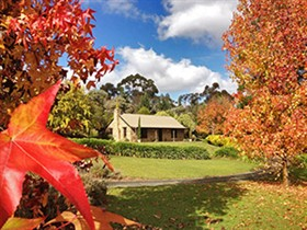 Adelaide Hills Country Cottages - Lavender Fields - Accommodation Newcastle