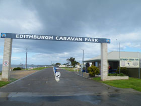 Edithburgh Caravan Park - Accommodation Newcastle
