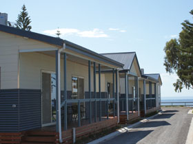 Port Vincent Caravan Park and Seaside Cabins - Accommodation Newcastle