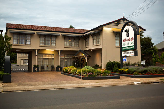 Abbotsleigh Motor Inn - Accommodation Newcastle