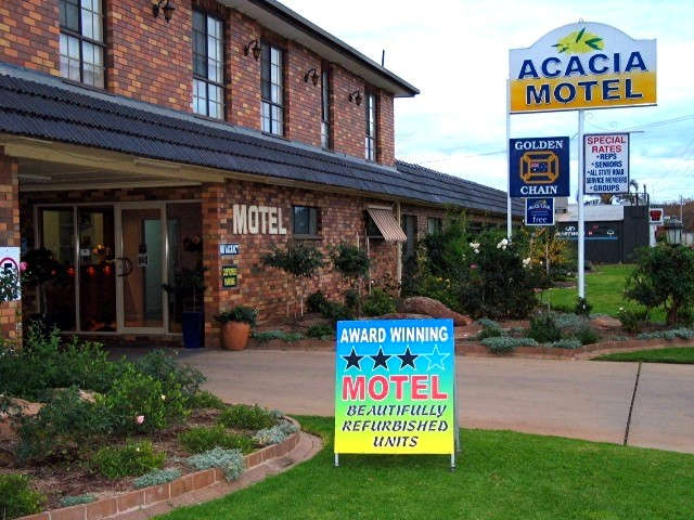 Acacia Motel - Accommodation Newcastle