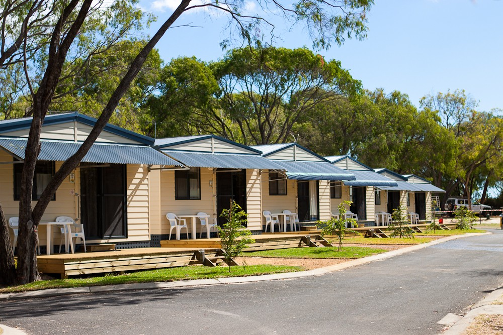 Amblin Holiday Park - Accommodation Newcastle