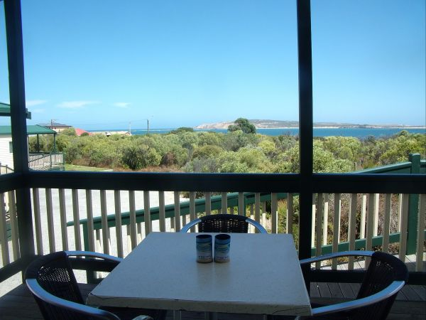 Elliston Waterloo Bay Tourist Park - Accommodation Newcastle