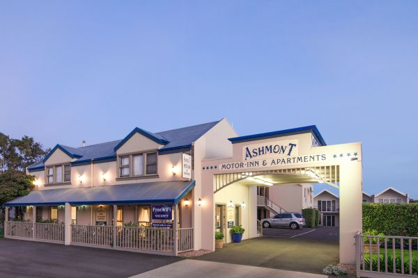 Ashmont Motor Inn and Apartments - Accommodation Newcastle