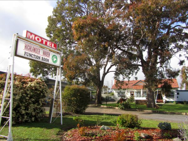 Highlander Haven Motel - Accommodation Newcastle