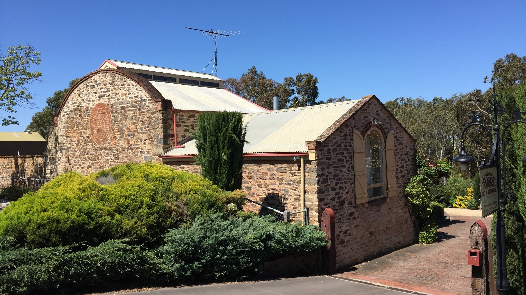 Gasworks Cottages Strathalbyn - Accommodation Newcastle
