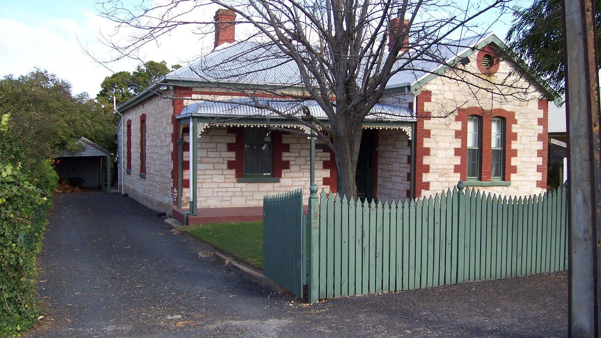Naracoorte Cottages  Smith Street Villa - Accommodation Newcastle