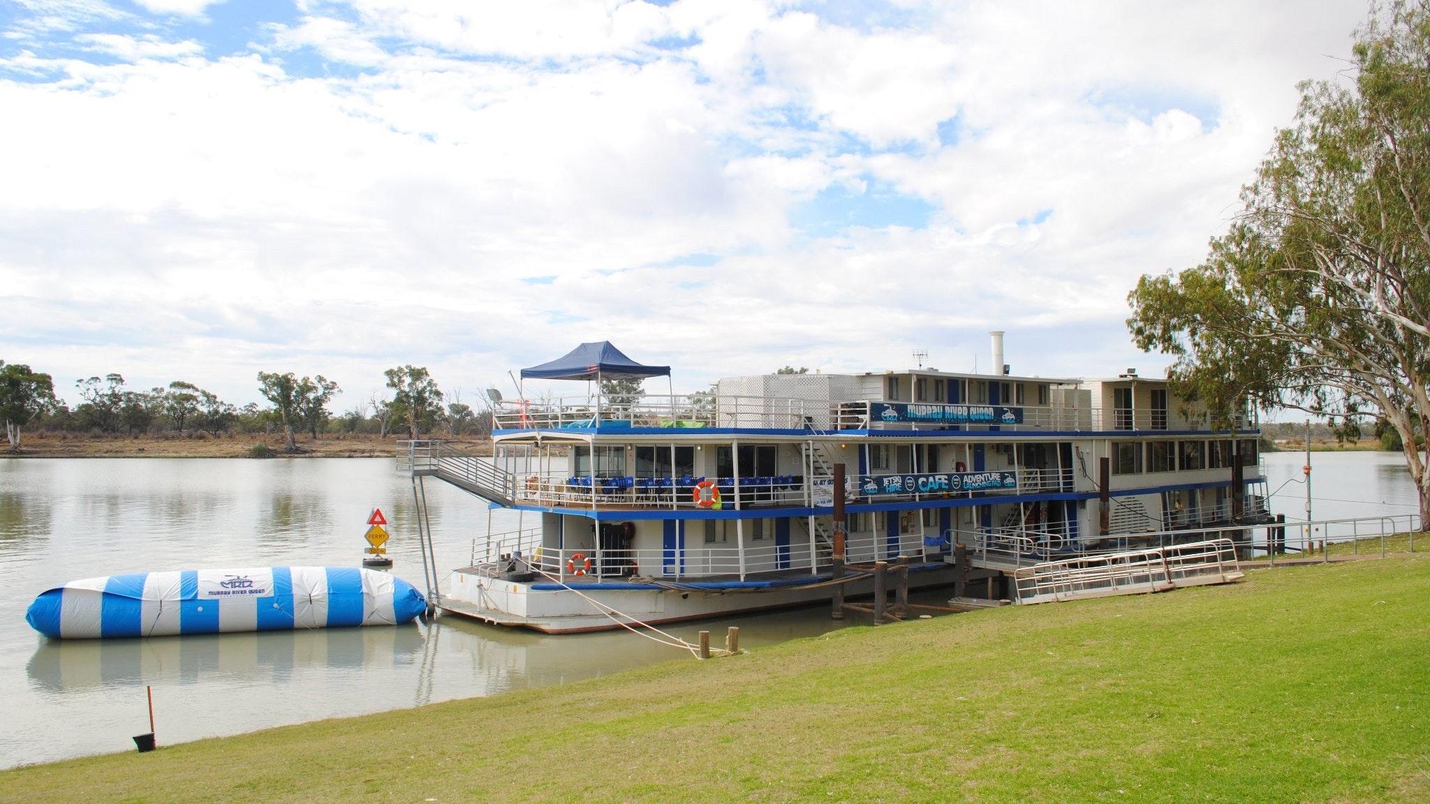 Murray River Queen Backpackers - Accommodation Newcastle