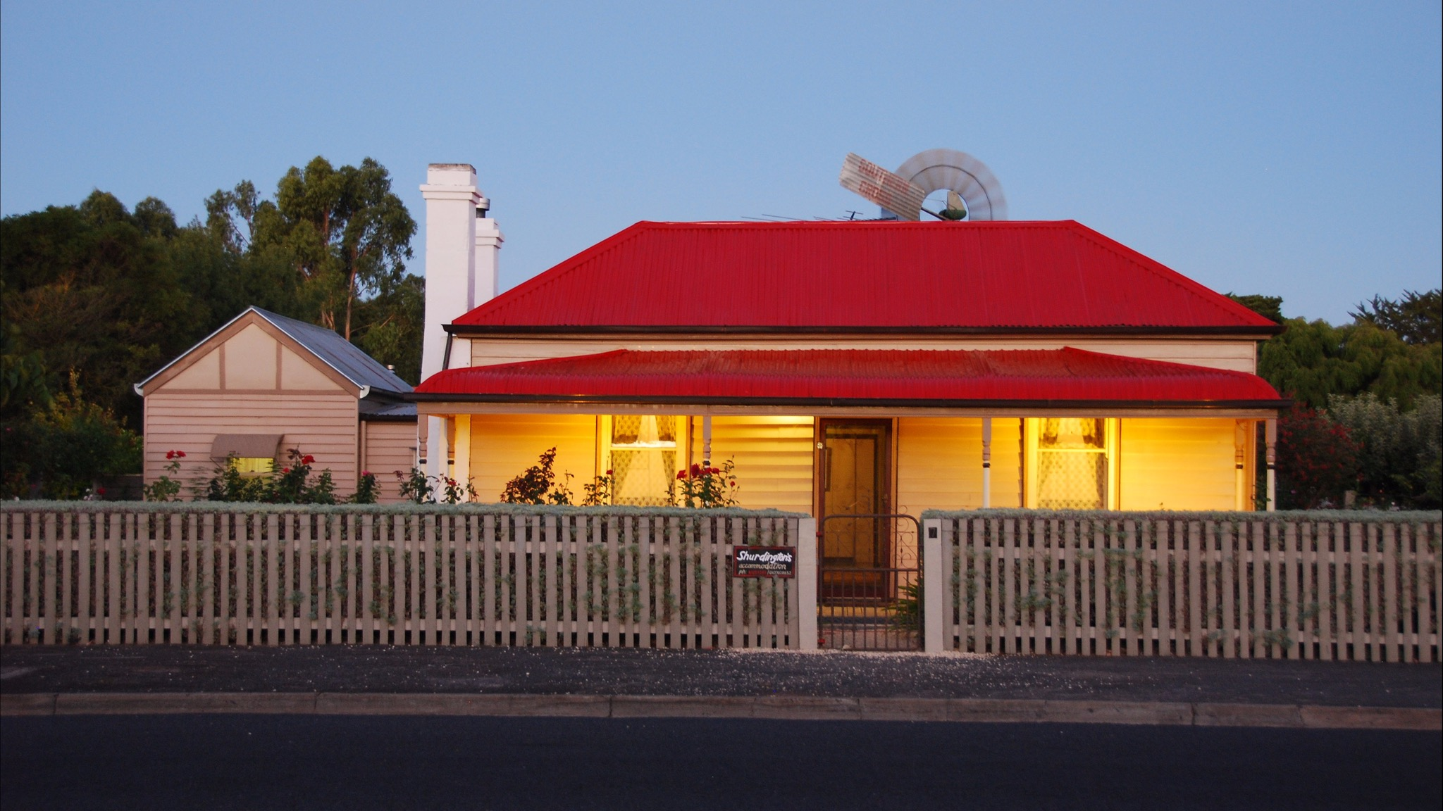 Shurdingtons Cottage - Accommodation Newcastle