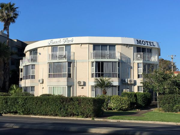 Beach Park Motel - Accommodation Newcastle