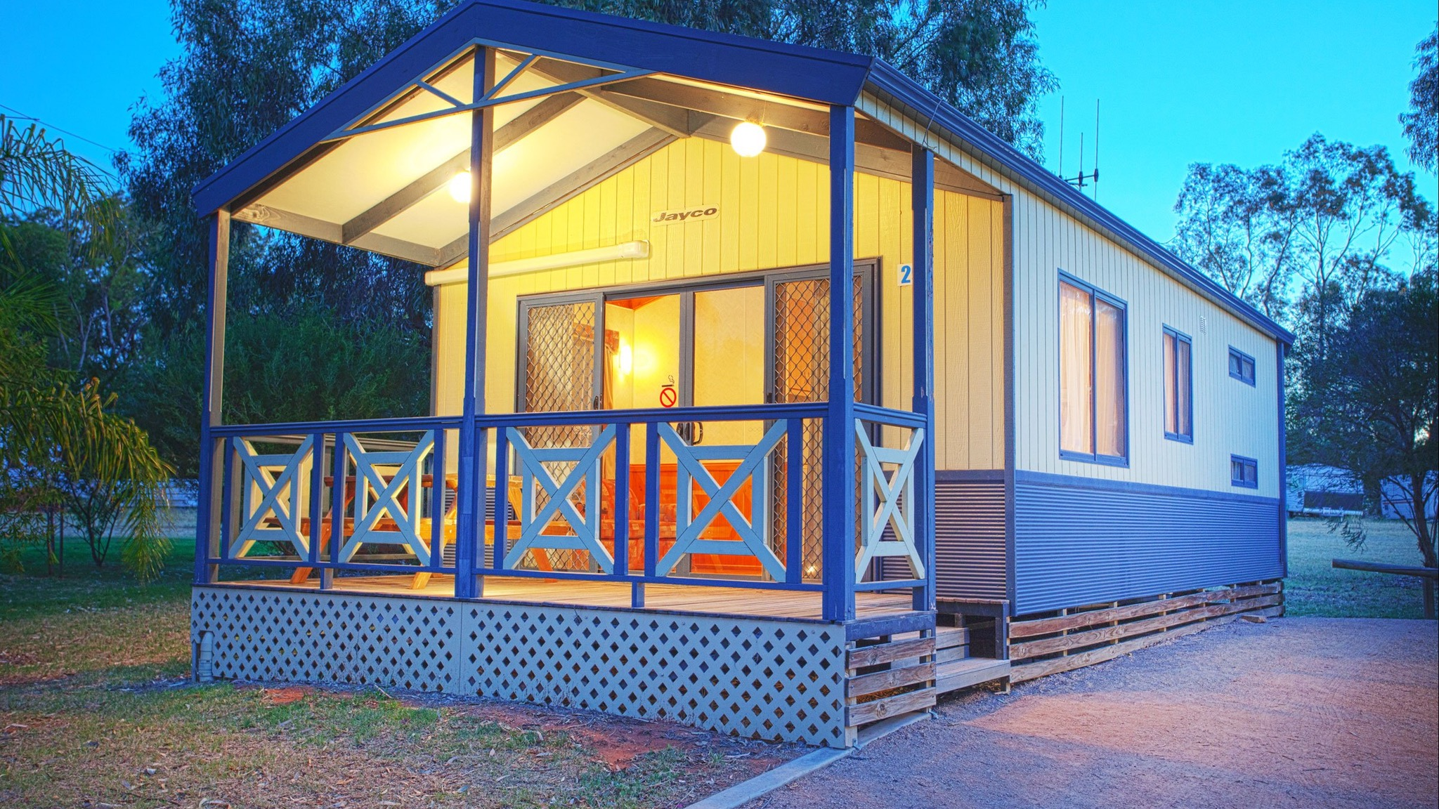 Discovery Parks - Lake Bonney - Accommodation Newcastle