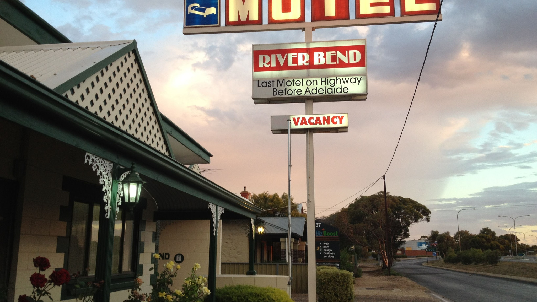 Motel Riverbend - Accommodation Newcastle