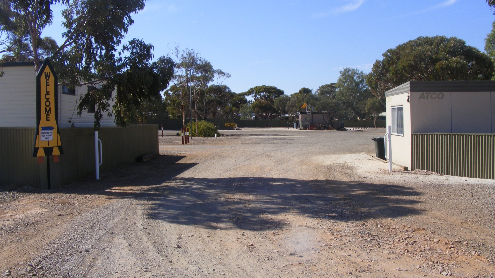 Woomera Travellers Village and Caravan Park - Accommodation Newcastle