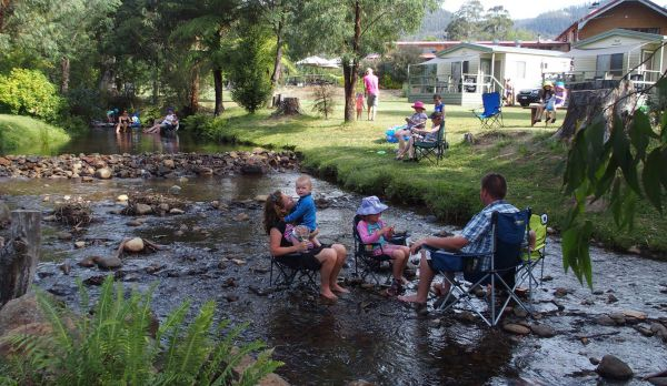 Marysville Caravan and Holiday Park - Accommodation Newcastle