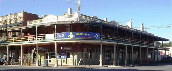 Murrumbidgee Hotel - Accommodation Newcastle