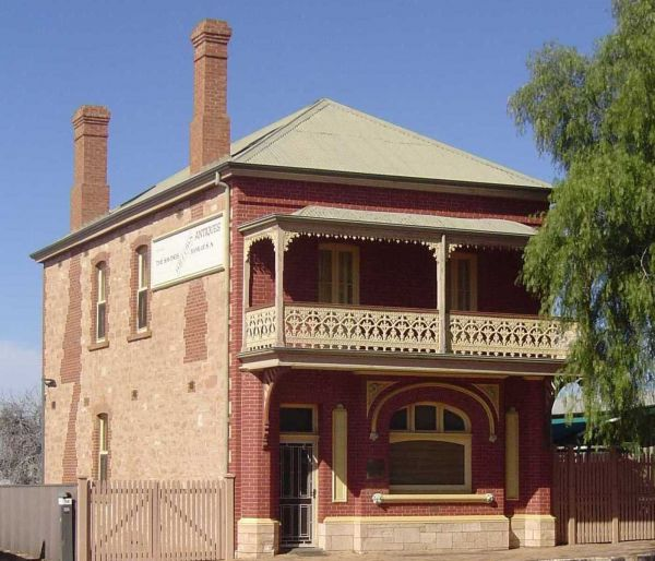 Savings Bank of South Australia - Old Quorn Branch - Accommodation Newcastle