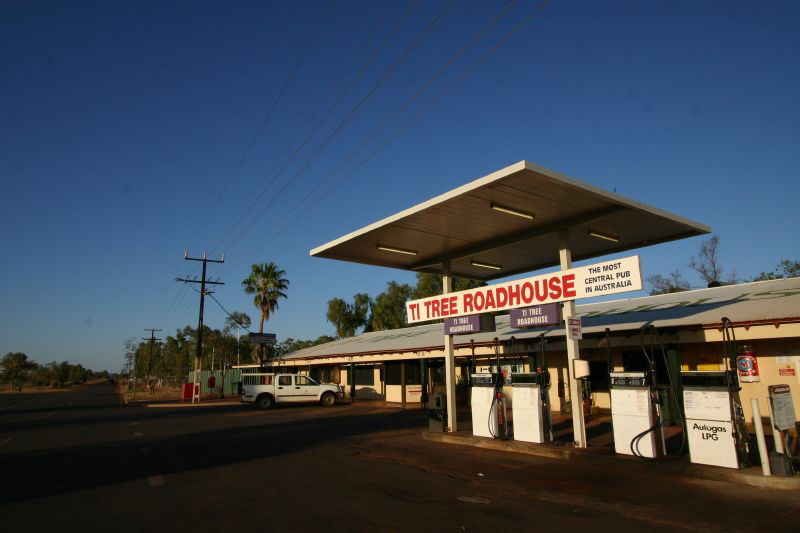 Ti Tree Roadhouse - Accommodation Newcastle