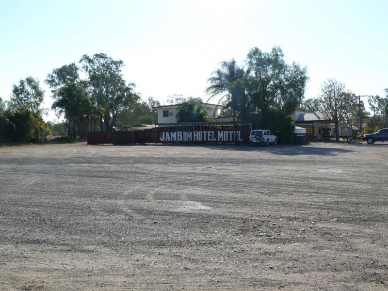 Jambin Hotel-Motel - Accommodation Newcastle