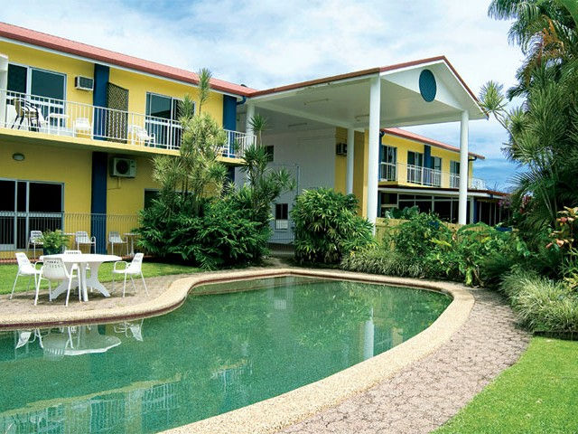 Barrier Reef Motel - Accommodation Newcastle