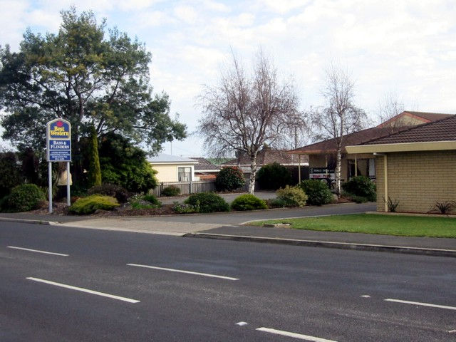 Bass  Flinders Motor Inn - Accommodation Newcastle