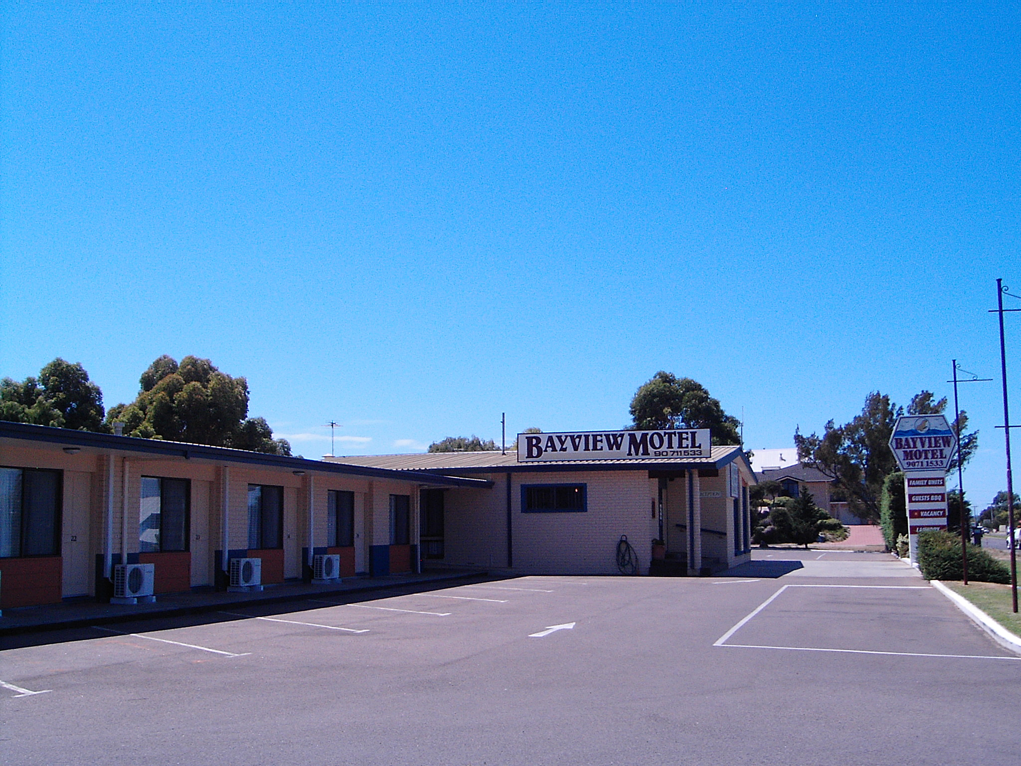 Bayview Motel Esperance - Accommodation Newcastle