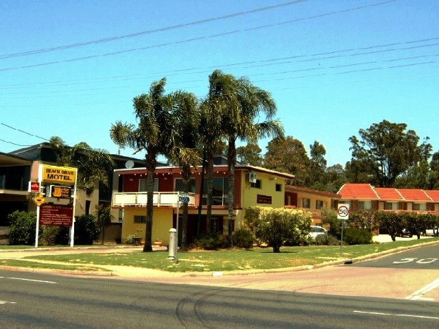 Beach Drive Motel - Accommodation Newcastle