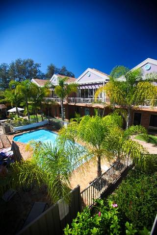 Beaches Apartments Merimbula - Accommodation Newcastle
