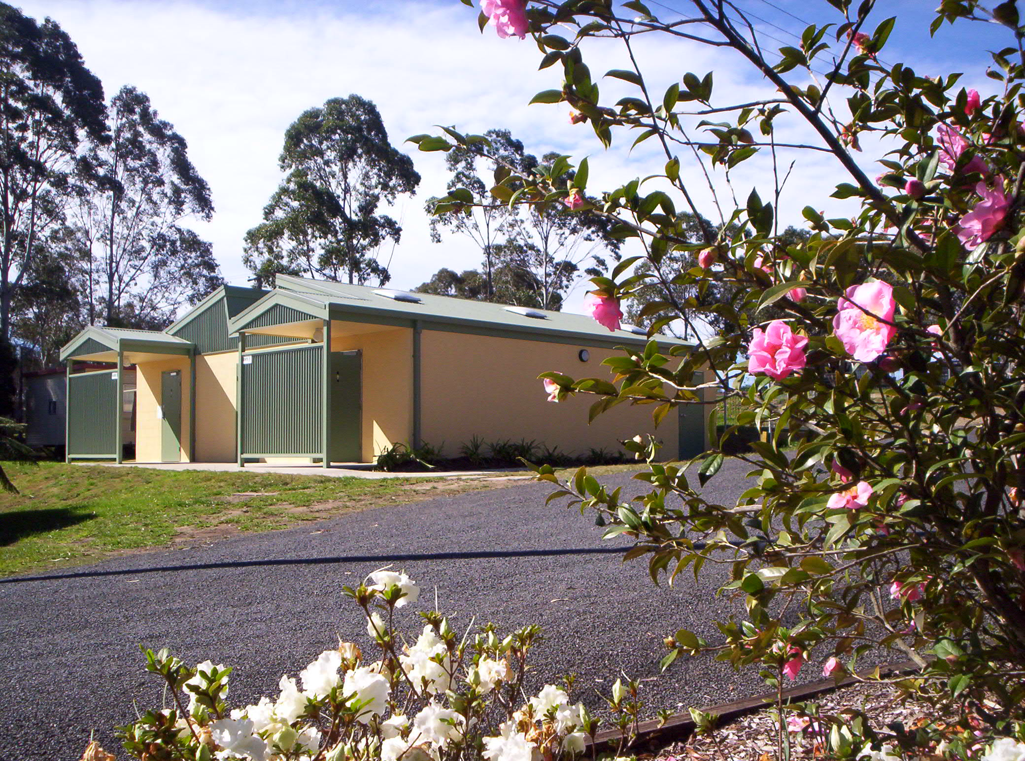 Bega Caravan Park - Accommodation Newcastle