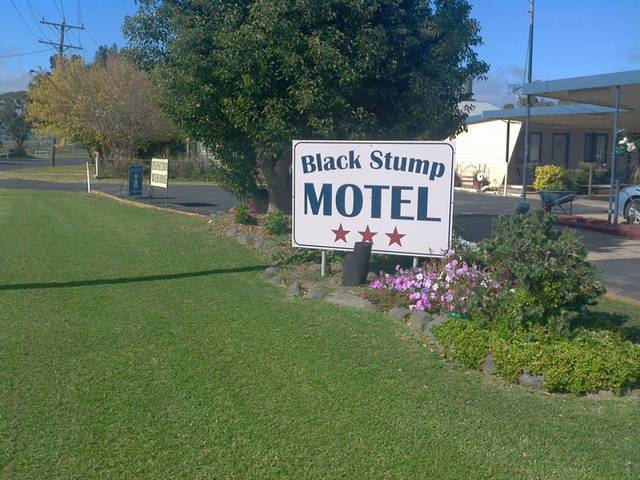 Coolah Black Stump Motel - Accommodation Newcastle