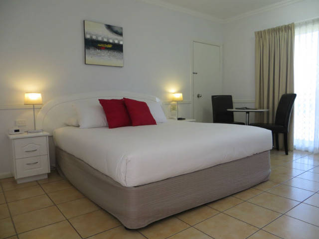 Charters Towers Heritage Lodge Motel - Accommodation Newcastle