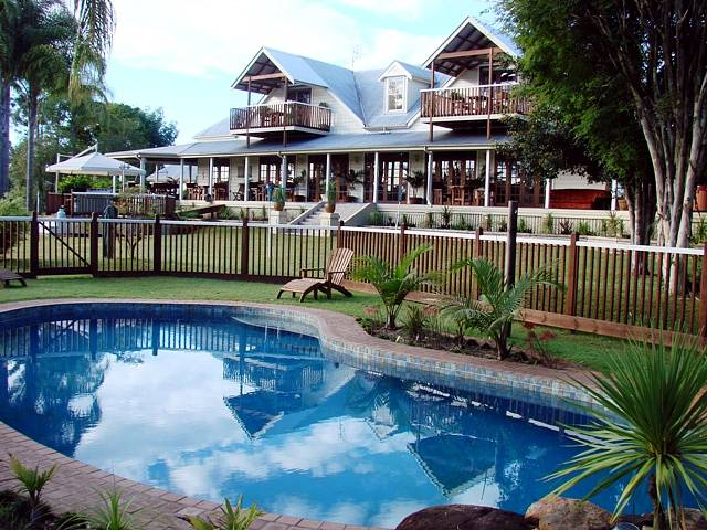 Clarence River Bed and Breakfast - Accommodation Newcastle