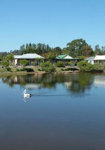 Coachhouse Marina Resort - Accommodation Newcastle