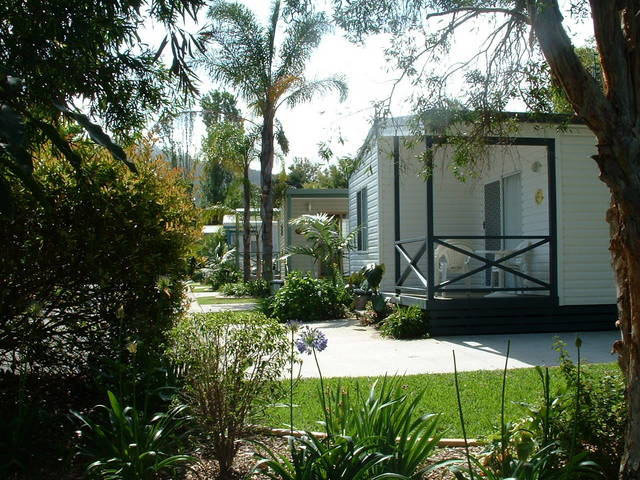 Coastal Palms Holiday Park - Accommodation Newcastle