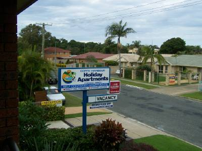 Coffs Harbour Holiday Apartments - Accommodation Newcastle