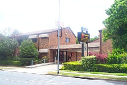 Comfort Inn Airport Admiralty - Accommodation Newcastle
