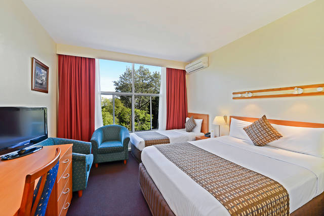 Comfort Inn North Shore - Accommodation Newcastle