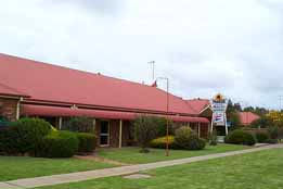 Quality Inn Parkes International - Accommodation Newcastle