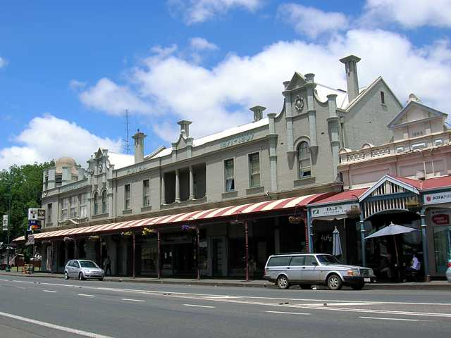 Commercial Hotel Camperdown - Accommodation Newcastle