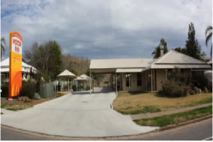 Country Roads Motor Inn - Gayndah - Accommodation Newcastle