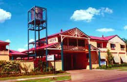 Dalby Homestead Motel - Accommodation Newcastle