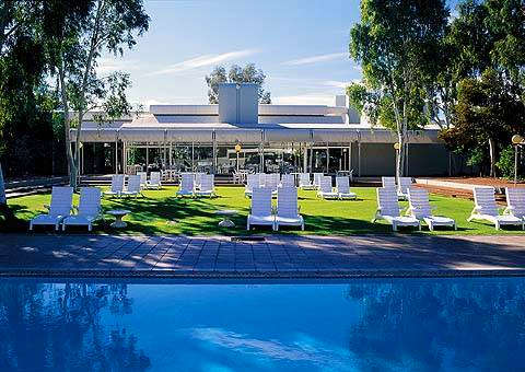 Desert Gardens Hotel - Accommodation Newcastle