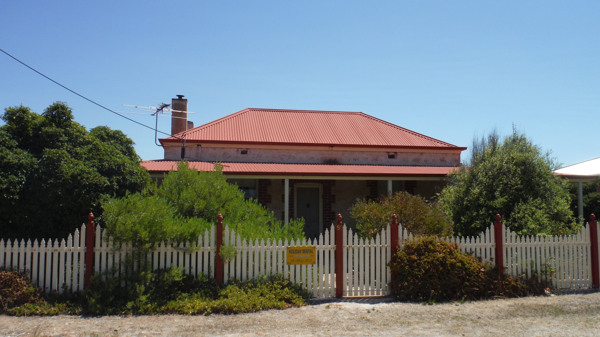 Park View Cottage - Accommodation Newcastle