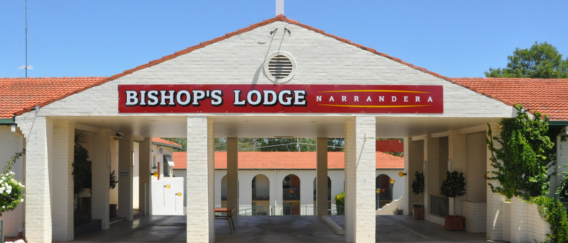 Bishop's Lodge Narrandera - Accommodation Newcastle