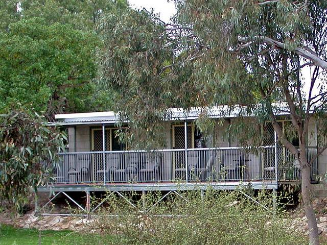 Donald Riverside Motel - Accommodation Newcastle
